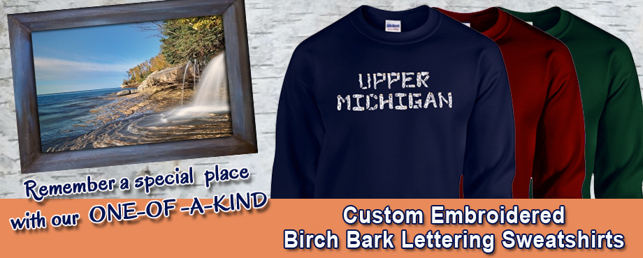 Yooper Embroidery - Custom Embroidered Shirts, Hats, Sweatshirts
